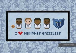 Memphis Grizzlies basketball team