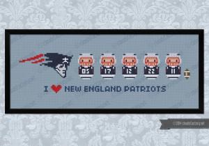 New England Patriots american football team