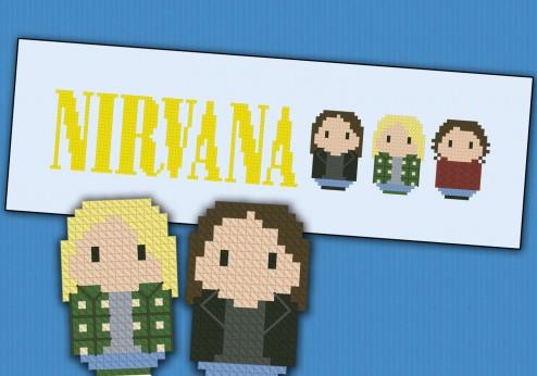 Nirvana rock band