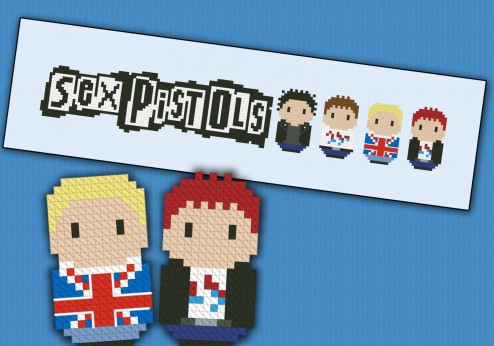 Sex Pistols rock band