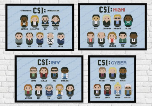 CSI - All series bundle - SAVE 14%