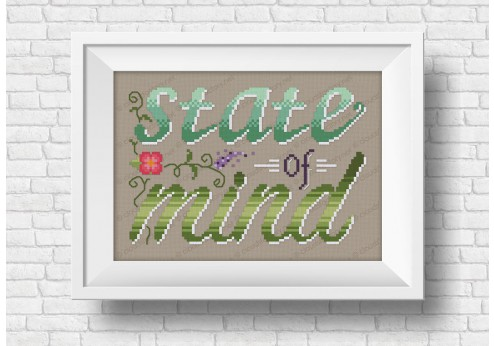 State of mind - Wor(l)ds series - Flowers