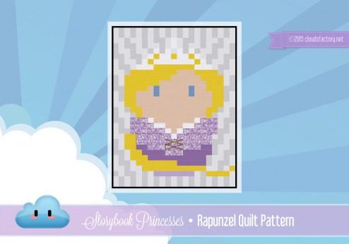 rapunzel quilt pattern