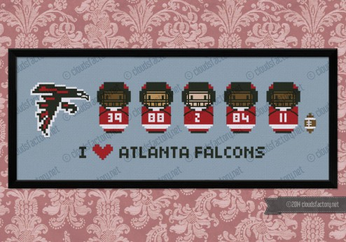 Atlanta Falcons american football team