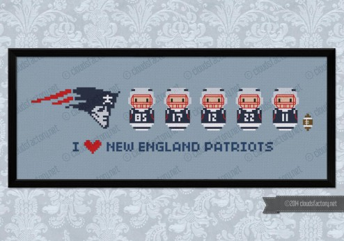 New England Patriots american football team