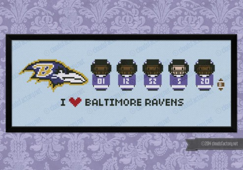 Baltimore Ravens american football team