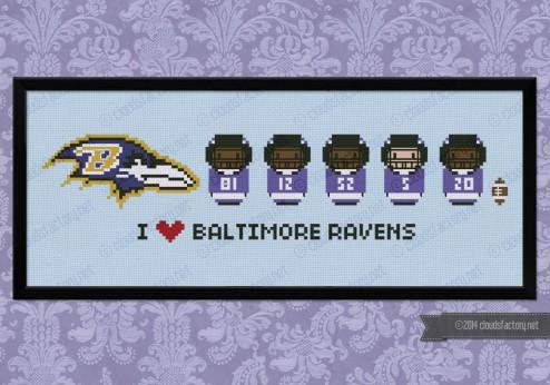 Baltimore Ravens american football team