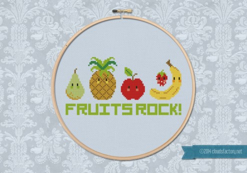 Fruits Rock