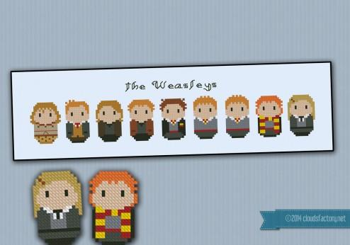 Harry Potter - The Weasleys