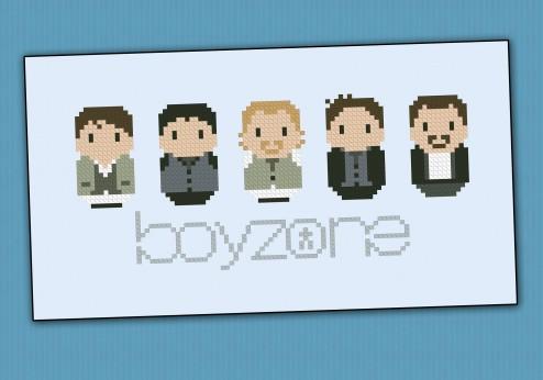 Boyzone band
