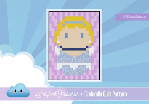 Cinderella quilt pattern