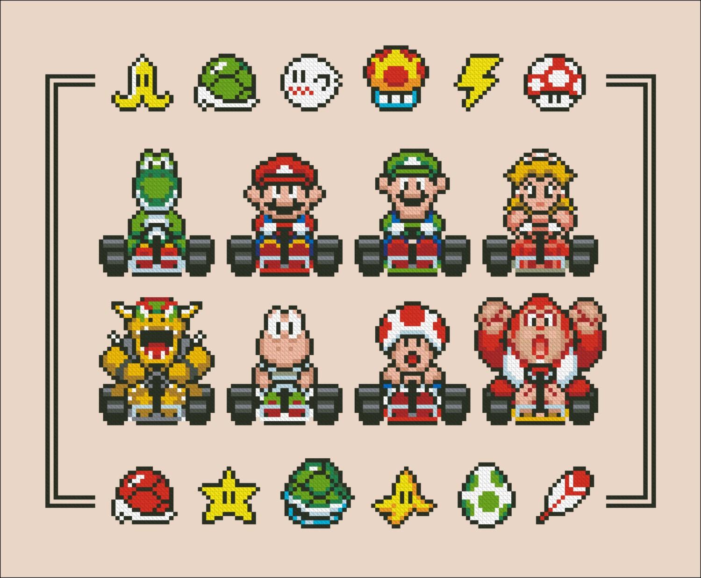 Mario Kart Sprite