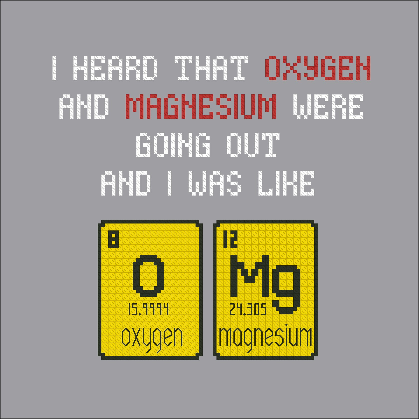 OMG Oxygen Magnesium