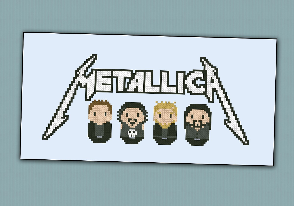 Metallica - A rock portrait document