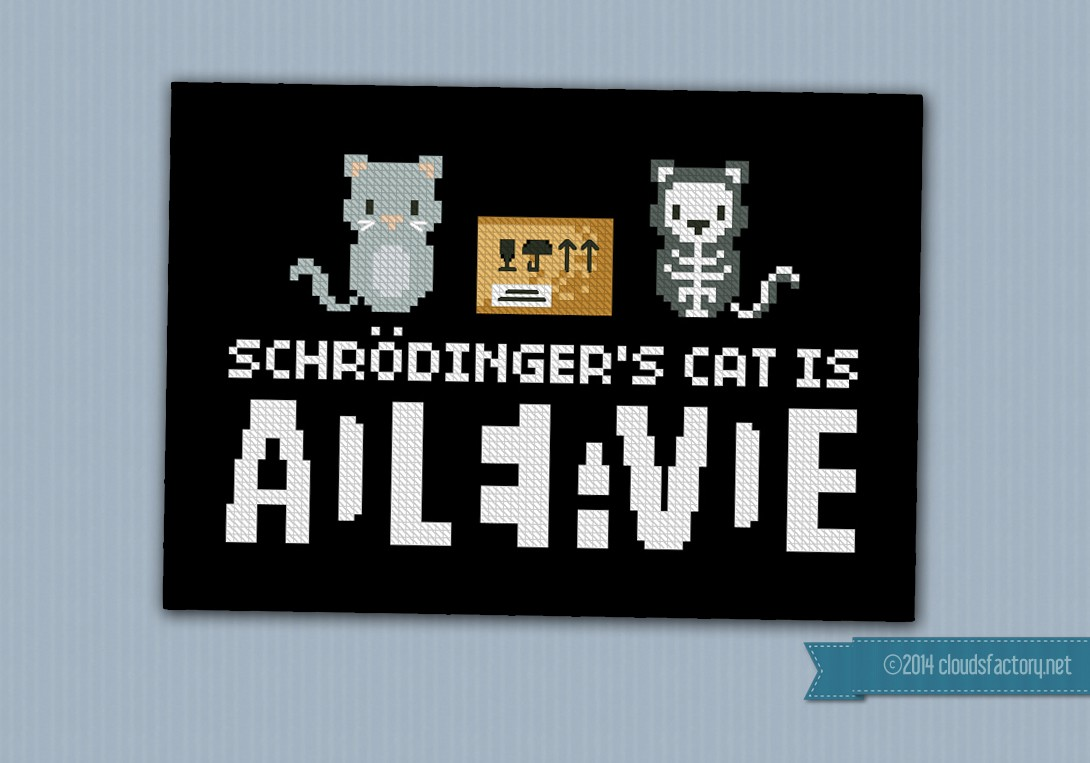 schrödinger s cat is 9 10 2 review s add your review $ 6 50 you will ...