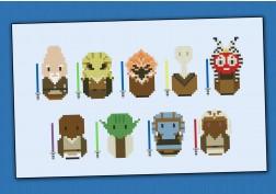 Star Wars Jedi Masters