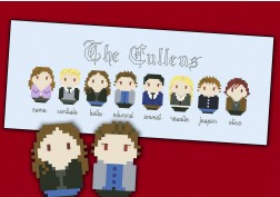 Twilight – The Cullens
