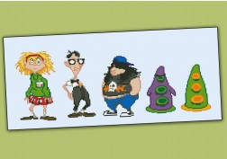 The Day of the Tentacle (sprite)