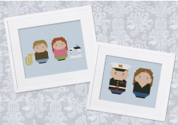 Two Minipeople Family - Custom PDF