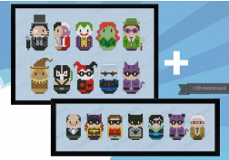 Batman Bundle - Batman + Enemies - Save $1