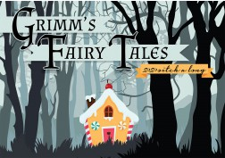 Grimm's Fairy Tales - Yearly Stitch a Long and Kit