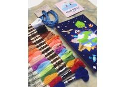 Supplies Kit (Linen) - Humans after all
