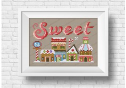 Sweet - It's a Sweet wor(l)d Christmas series
