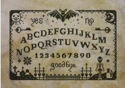 Primitive Ouija Board