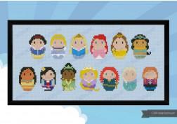 Storybook Princesses