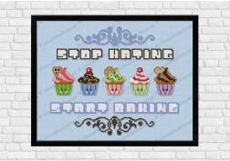 Stop Hating, Start Baking
