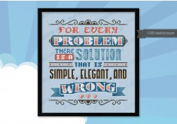 For Every Problem... Quote