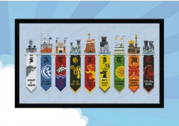 Game of Thrones - Houses Banners