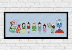 Mulan - Epic Storybook Princesses