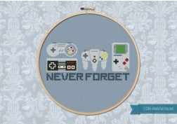 Never Forget - Nintendo