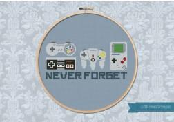 Never Forget - Nintendo