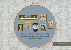 Mini Artists Galleries - Leonardo Da Vinci