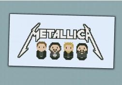 Metallica rock/metal band
