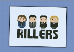 The Killers rock band