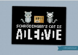 Schrödinger's Cat is...