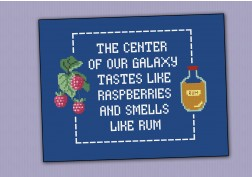 The center of the galaxy quote