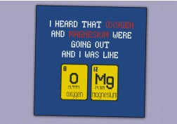 OMG oxygen and magnesium quote
