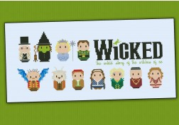 Wicked - The musical (Big version)