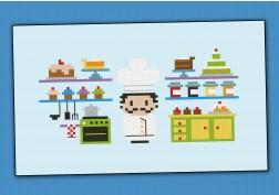 Luigi, the King of the Bakery