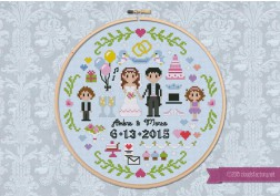 Wedding Sampler