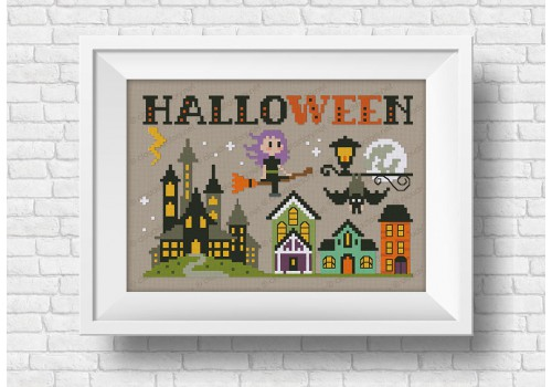 Halloween - It's a spooky wor(l)d Halloween series
