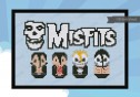 Misfits cross stitch pattern by Cloudsfactory