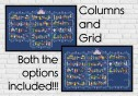Columns and Grid versions included - Epic Storybook Princesses