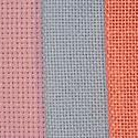 Aida, linen or evenweave? Differences and count